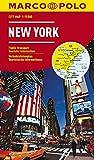 MARCO POLO Cityplan New York 1:15.000 (MARCO POLO Citypläne) - Collectif