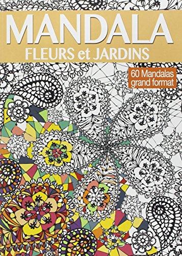 Mandala fleurs et jardins