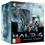 Xbox 360 - Console 320 GB - Limited Edition con Halo 4 e 2 Controller con design ispirato [Bundle]