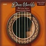 Dean Markley 2802 Ball End Nylon Cordes guitare classique à boules