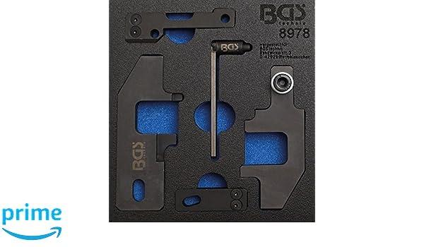 BGS Motor-Einstellwerkzeug-Satz für Peugeot  Citroen 1,0  1,2 Vti 8978