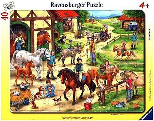 Ravensburger 06164 Pferdehof, Multicolor