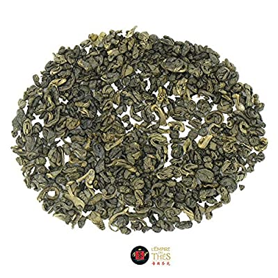 L'Empire Des Thés - Gunpowder Bio - Thé Vert Nature Bio de Chine - 100G