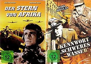 History Collection   Der Stern von Afrika + Kennwort: Schweres Wasser (2-DVD)