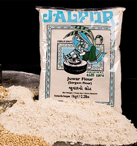 Jalpur Stone Ground Sorghum Flour (Juwar) 1kg Test