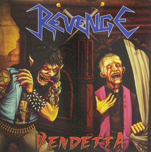 Revenge: Vendetta [Vinyl LP] (Vinyl)