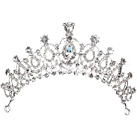 Teekit Wedding Bridal Bridesmaid Crystal Crown Headband Lady Girls Tiara Sposa Head Ornamento Accessori per capelli