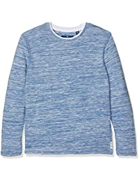 TOM TAILOR Kids Jungen Structured Basic Pullover