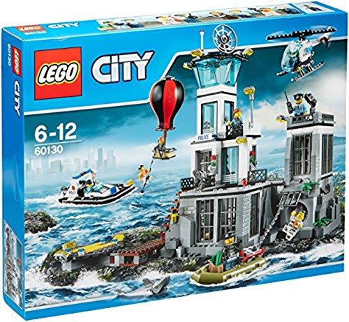 LEGO 60130 City Police Prison Island – Multi-Coloured