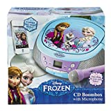 ekids FR-430 Disney Frozen CD-Playe...