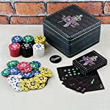 The Joker Pokerset - DC Comics The Joker Poker Set The Joker Pokerchip Batman