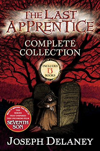 The Last Apprentice Complete Collection: Books 1-13, Plus Three Companion Books