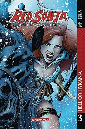 Preisvergleich Produktbild Red Sonja: Worlds Away Vol 3