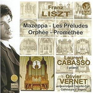 Liszt -  Coffret LISZT CD 2
