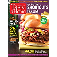 Taste of home book: 100 plus tips (English Edition)
