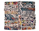 Simplicity 20Pc Pack Of Stretchy Tattoo Sleeves , Size: One Size