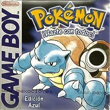 POKÉMON Edición Azul
