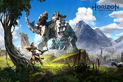 cgc-huge-poster-glossy-finish-horizon-zero-dawn-ps4-ext716-24-x-36-61cm-x-915cm