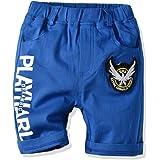EULLA Pantalones cortos para bebé, pantalones cortos para niñas, pantalones cortos para niños