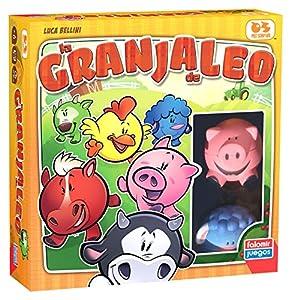 Falomir Granjaleo, Juego de Mesa, Infantil (27572)