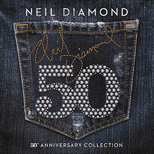 50th Anniversary Collection (Limited Edt.,3cd) (Neil Diamond Cd)