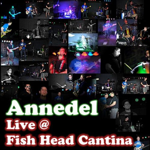 Live fish head cantina explicit by annedel on amazon for Fish head cantina