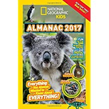 National Geographic Kids Almanac 2017 by National Geographic Kids (2016-05-10)