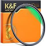 K&F Concept Filter UV 77mm Nano-X MRC HD Super Mince Multi-Couches Haute-Transmittance pour Objectif Appareil Photo