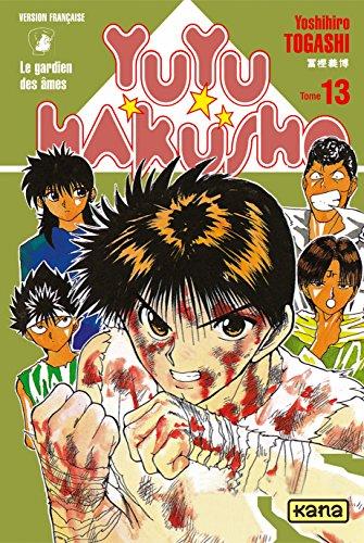 Yuyu Hakusho : Le Gardien des âmes, tome 13 par Yoshihiro Togashi