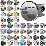 Waschbeckenstöpsel Black Stones, viele schöne Waschbeckenstöpsel zur Auswahl, hochwertige Qualität ✶✶✶✶✶