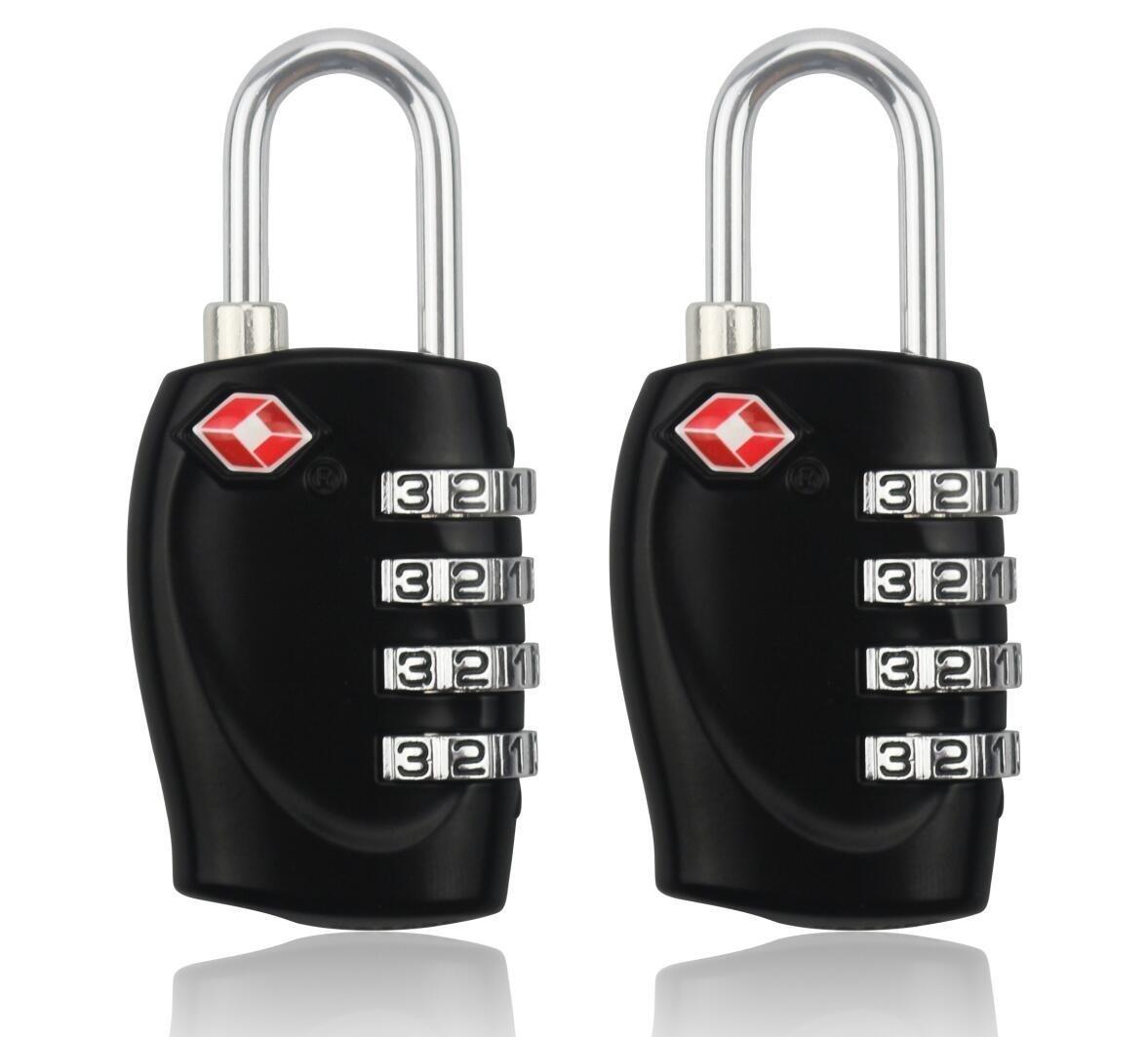 2 Stück TSA Reiseschlösser