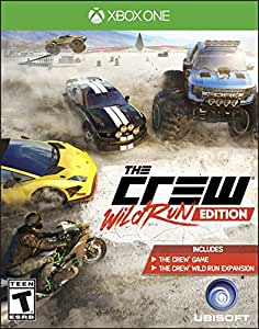 The Crew Wild Run Edition - Xbox One by Ubisoft