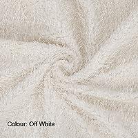 Neotrims Snarl-Anelli in morbido tessuto Jersey Fabric. per abbigliamento, fotografie e Crafts Ltd-Copertina Copriletto da coccolare mentre saranno per fondali, in elegante Bright