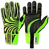 GRANBERG 115.9001–9–1Paar Cut 5Impact Viz Heavy Duty Handschuhe, optimale Ergonomie und Komfort, Größe 9, groß