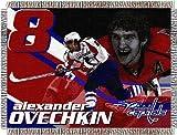 Northwest Enterprises NHL Player Überwurf Decke NHL Player: Alexander Michailowitsch owetschkin