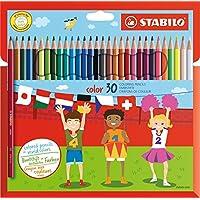 Stabilo 1930/77-11 Color Astuccio in Cartone da 30 Pezzi