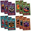 The Saga of Darren Shan Pack, 12 books, RRP £71.88 (Allies of Night,Cirque du Freak,Hunters of Dusk,Killers of Dawn,Lake of Souls,Lord of Shadows,Sons of Destiny,Vampire Prince,Vampire's Assistant,Trials of Death,Tunnels of Blood,Vampire Mountain). (The Saga of Darren Shan)