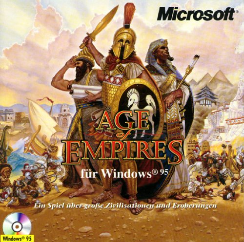 ak tronic Age of Empires 1