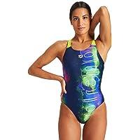 ARENA W Cosmic Swim PRO Back One Piece Intero Donna