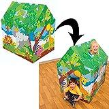 Catterpillar Intex Baby Tent House for Kids