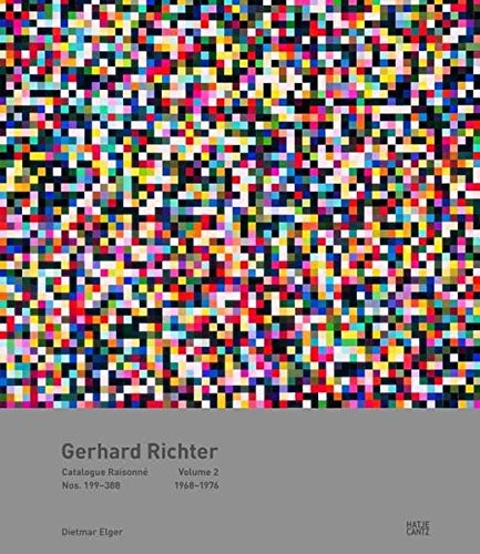 Gerhard Richter catalogue raisonn : Tome 2, 1968-1976
