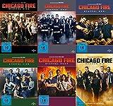 Chicago Fire - Komplette Staffeln 1+2+3+4+5+6 DVD Set (36 DVDs)