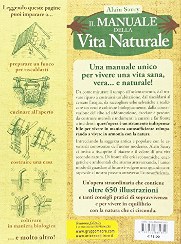Zoom IMG-1 il manuale della vita naturale