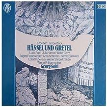 Humperdinck: Hänsel und Gretel (Gesamtaufnahme) [Vinyl Schallplatte] [2 LP Box-Set]