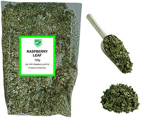 Red Raspberry Leaf Tea/Loose Tea/Herbal Tea/Raspberry Leaves - Pregnancy Tea (100g)