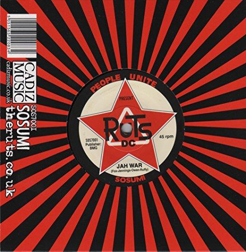 Jah War / War On Crime (Vinyl) [VINYL]