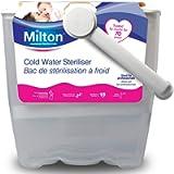 Milton Cold Water Steriliser (White)