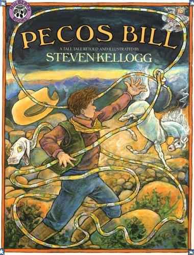 Pecos Bill por Steven Kellogg