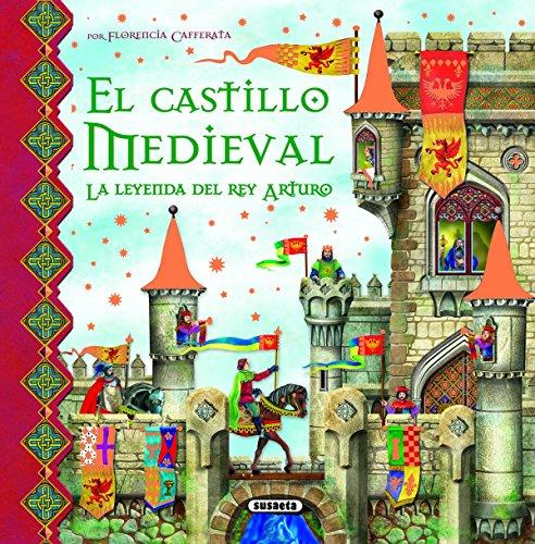 El castillo medieval (Escenarios Fantásticos) por Florencia Cafferata