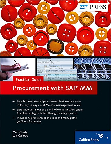 Procurement with SAP MM - Practical Guide